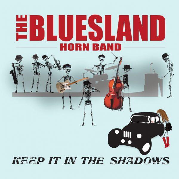 Bluesland CD Front Cover